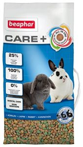 Beaphar – Care+ alimentation super premium – lapin – 5 kg