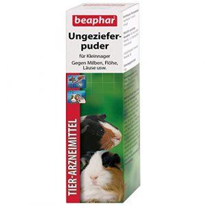 Beaphar – Poudre de bogue pour rongeurs – 30 g