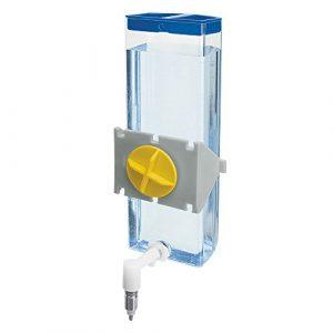 Ferplast 84676070 Distributeur d'eau pour rongeurs Sippy 4672 à fixer directement sur la grille 600ml