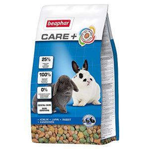 Beaphar – Care+ alimentation super premium – lapin – 700 g