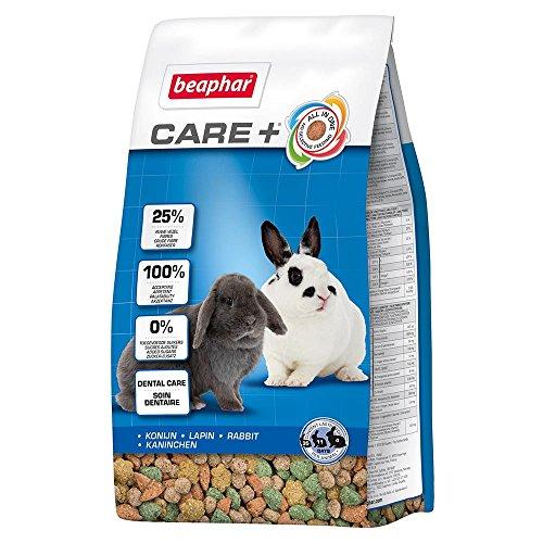 Beaphar – Care+ alimentation super premium – lapin – 700 g