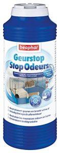 Beaphar – Stop Odeurs, granulés absorbeur d'odeurs – litière rongeur – 600 g