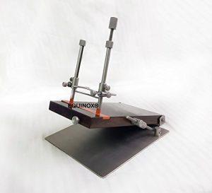 rongeur lapin dentaire d'opération table EQUINOX réglable inclinaison et pivot nouveau design petit animal dentaire Opération table