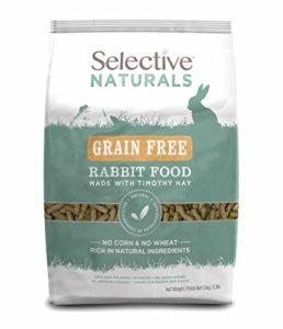 Supreme Petfoods Aliment Lapin sans Céréales Grain Free pour Petit Animal
