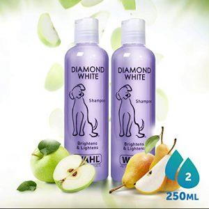 Wahl Smartgroom Diamond White Pet Shampoo 250ml ZX609, 2 Pack
