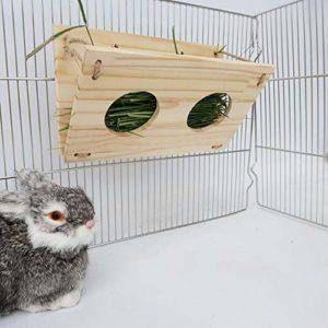Foyar – Mangeoire pour lapin – Cadre pour tortue de cochon d'Inde – 18 x 30 cm – Nearby wondeful