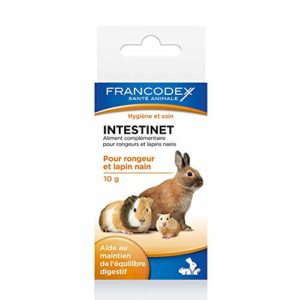 Francodex Intestinet Rongeurs : 10g