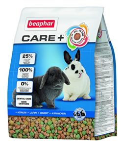 Beaphar Aliment Premium Care+ Lapin 1.5 kg – lot of 4
