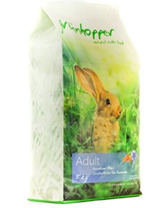 grunhopper adult naturel nourriture lapin 5kg