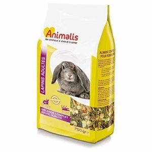 Animalis – Mélange Complet pour Lapin Adulte – 750g