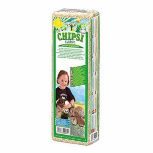 CHIPSI Classic Litière pour Rongeur 15 L