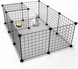 Clapiers pour lapins et rongeurs