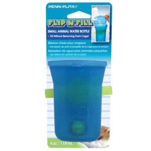 Penn Plax Flip n Fill bouteilles d'eau pour petits animaux, 20,1cm
