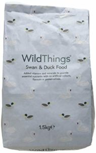 Spikes Wildthings Alimentation pour Petits Animaux Cygne et Canard 1,5 kg