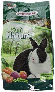 VERSELE LAGA Lapin Nourriture Nature 2,5kg, 1er Pack (1x 2,5kg)