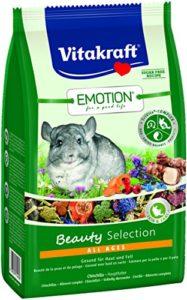 Vitakraft d'aliments pour Rongeur, Luzerne, Carottes et Fleurs, trivita-Complex, Emotion Beauty Selection All Ages