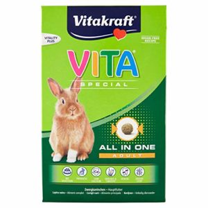 Vitakraft Vita Special Nourriture pour Lapin Adulte 600 g – Lot de 3