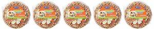 Johnsons Bol à légumes pour Hamster et Cochon d'Inde 1 x 8