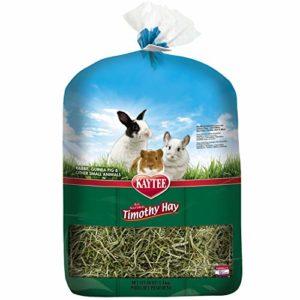 Kaytee Foin Naturel Timothy Aliment Riche en Fibres pour Les Petits Animaux 1,4 kg pour