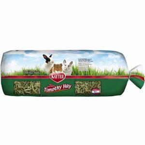 Kaytee Mini Balles de Foin Naturel Timothy Aliments Riches en Fibres pour Les Petits Animaux 680 g
