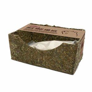 Rosewood Naturals Rollin' Rongeur Bain de Sable pour gerbilles, Hamsters et Degus