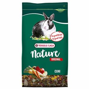 Versele Laga Nature Cuni Nourriture pour rongeurs 2,5 kg